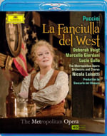 La Fanciulla del West (Puccini) (The Metropolitan Opera) - Tony Stevenson