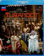 Turandot (Puccini) (The Metropolitan Opera, Andris Nelsons) (Overseas Indent) : Andris Nelsons: Puccini: Turandot (Overseas Indent) - Samuel Ramey