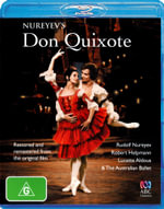 Don Quixote (Nureyev) (Nureyev, Helpmann and The Australian Ballet) - Rudolf Nureyev