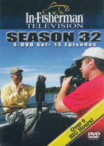 In-Fisherman Television : Season 32 - 13 Episodes
