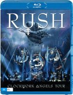 Rush : Clockwork Angels Tour - Rush