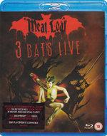 Meat Loaf : 3 Bats Live (Overseas Indent)