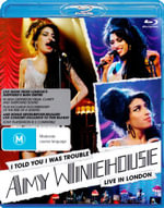 Amy Winehouse : I Told You I Was Trouble - Live in London - Ade Omatayo