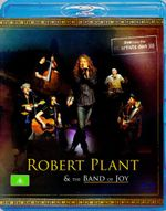 Robert Plant and the Band of Joy : Live from the Artist's Den - Robert Plant