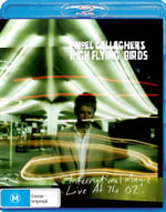 Noel Gallagher's High Flying Birds : International Magic - Live at the O2 (2 Discs) - Russell Pritchard