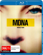 Madonna : MDNA World Tour (Blu-Ray) - Madonna