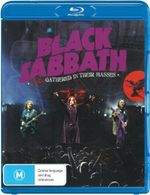 Black Sabbath Live...Gathered in Their Masses (Blu-ray) : Black Sabbath Live - Gathered In Their Masses (Blu-ray) - Black Sabbath
