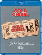 Cold Chisel : The Live Tapes Volume 1 - Live at the Hordern Pavillion April 18 2012