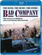 Bad Company : The Official Authorised 40th Anniversary Documentary - Bad Company