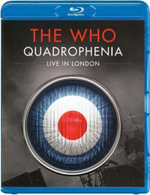 The Who : Quadrophenia - Live from London - The Who