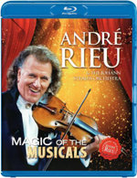 Andre Rieu and the Johann Strauss Orchestra : Magic of the Musicals - The Johann Strauss Orchestra