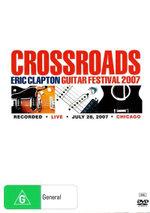 Eric Clapton - Crossroads Guitar Festival 2007 (2 Disc Set)