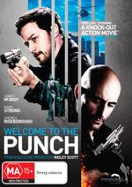 Welcome to the Punch - Andrea Riseborough