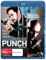 Welcome to the Punch - James McAvoy