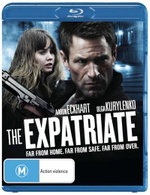 The Expatriate - Liana Liberato