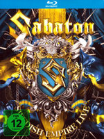 Sabaton : Swedish Empire Live (Limited Double BluRay Digipak) - Sabaton