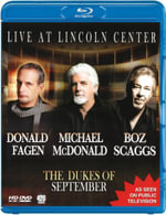 The Dukes of September : Live at Lincoln Center - Boz Scaggs