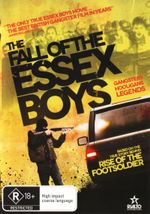 The Fall of the Essex Boys - Peter Barrett