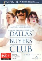 Dallas Buyers Club - Matthew McConaughey