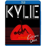 Kylie Minogue : Kiss Me Once - Live At The SSE Hydro (Blu-ray/2CD)