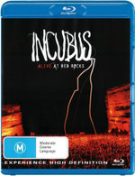 Incubus - Alive At Red Rocks (Blu-ray / CD)