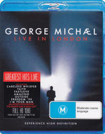 George Michael - Live in London - Andy Morahan