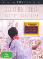 Jimi Hendrix : At Woodstock - Jimi Hendrix