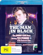 Tex Perkins : Johnny Cash The Man In Black Story - Tex Perkins