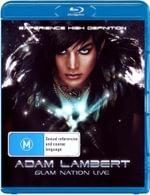 Adam Lambert : Glam Nation Live - Adam Lambert