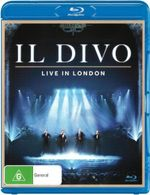 Il Divo : Live in London