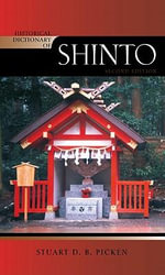 Historical Dictionary of Shinto - Stuart D.B. Picken
