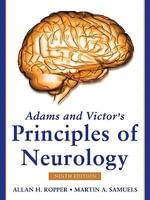 Adams and Victor's Principles of Neurology, Ninth Edition - Allan Ropper