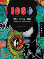 1,000 Artist Journal Pages - Dawn DeVries Sokol