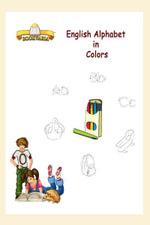 English Alphabet in Colour - Danny C