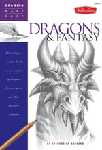 Dragons & Fantasy : Unleash your creative beast as you conjure up dragons, fairies, ogres, and other fantastic creatures - Kythera of Anevern