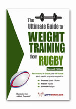 The Ultimate Guide to Weight Training for Rugby - Rob Price