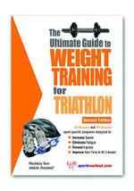 The Ultimate Guide to Weight Training for Triathlon - Rob Price