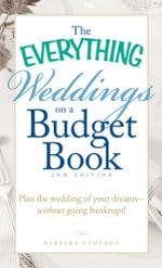 Everything Weddings on a Budget Book - Barbara Cameron