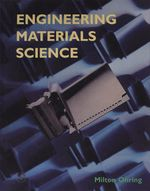 Engineering Materials Science - Milton Ohring