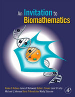 An Invitation to Biomathematics - Raina Robeva