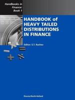 Handbook of Heavy Tailed Distributions in Finance : Handbooks in Finance, Book 1