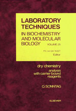 Dry Chemistry : Analysis with Carrier-bound Reagents - O. Sonntag