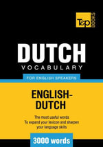 T &P English-Dutch vocabulary 3000 words - Andrey Taranov