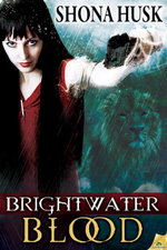 Brightwater Blood - Shona Husk