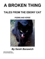 A Broken Thing : Tales from the Ebony Cat - Sarah Banawich
