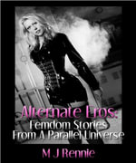 Alternate Eros : Pink Flamingo Publications - MJ Rennie