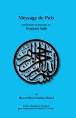 Message de Paix - Hazrat Mirza Ghulam
