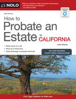 How to Probate an Estate in California - Julia Nissley