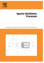 Special Distillation Processes - Zhigang Lei