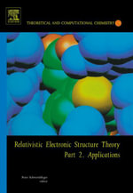 Relativistic Electronic Structure Theory : Part 2. Applications
